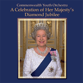 A celebration of her Majesty's Diamond Jubilee CD