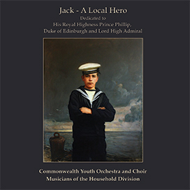Jack - A Local Hero CD