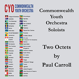Commonwealth Octet CD
